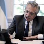 El Presidente Fernández retornó a Casa Rosada: «Define nuevos ministros y DNU por Covid»