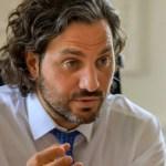 """Santiago Cafiero: """"El Gobierno nacional está comprometido a escuchar el mensaje de las urnas"""""""