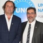 Roberto Gallo y Gustavo Soos es la nueva fórmula que conducirá la Universidad Nacional del Oeste