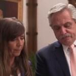El Presidente Fernández anunció que Gabriela Cerruti está «a cargo de la Unidad de Comunicación de Gestión Presidencial»