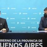El Gobernador Kicillof anunció la segunda dosis libre para mayores de 30 años