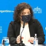 Ministra Vizzotti sobre la tercera dosis: «Estamos evaluando un refuerzo de todas las vacunas»