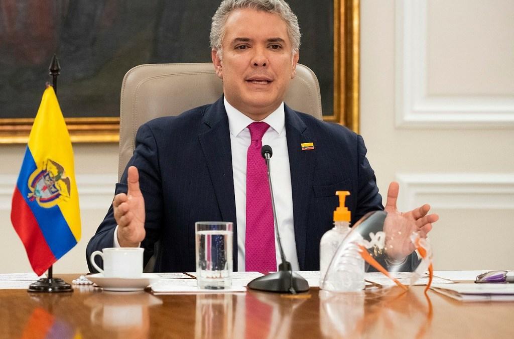 Colombia en cuarentena hasta el 25 de Mayo pero con apertura gradual de algunos sectores económicos.