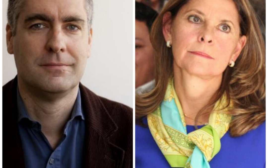 Vicepresidenta Marta Lucia Ramírez retira denuncia por injuria contra periodista