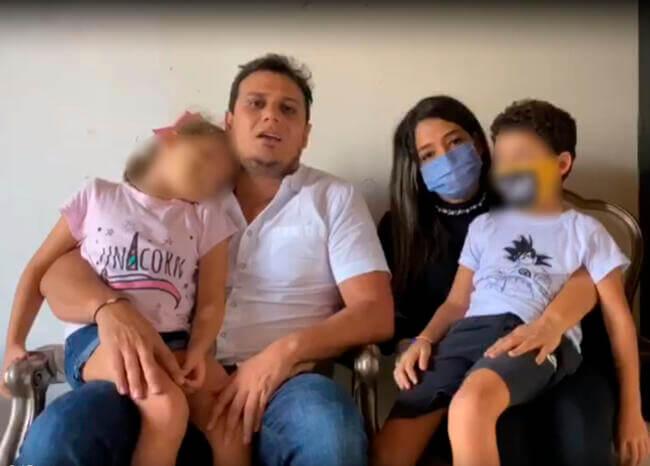 Lo dicho : con vídeo el patán pide disculpas a la médica que golpeó