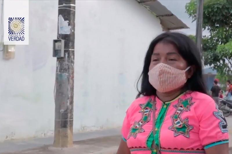 Mancuso pide perdón por asesinato del líder indígena Kimy Pernía Domicó