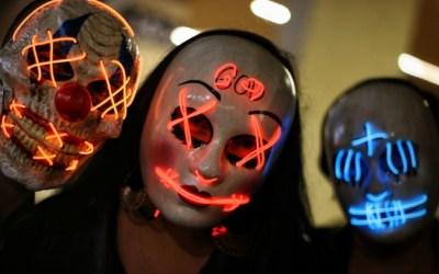 No habrá recorridos para pedir dulces en Halloween en Buenaventura