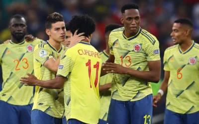 La Selección Colombia por fuera del Top-10 en el ranking FIFA.