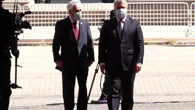 Presidentes de Chile y Colombia encabezan XV Cumbre de Alianza del Pacífico.
