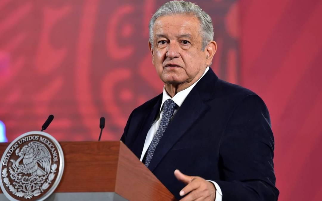 Presidente de México, Andrés López Obrador, positivo para covid-19