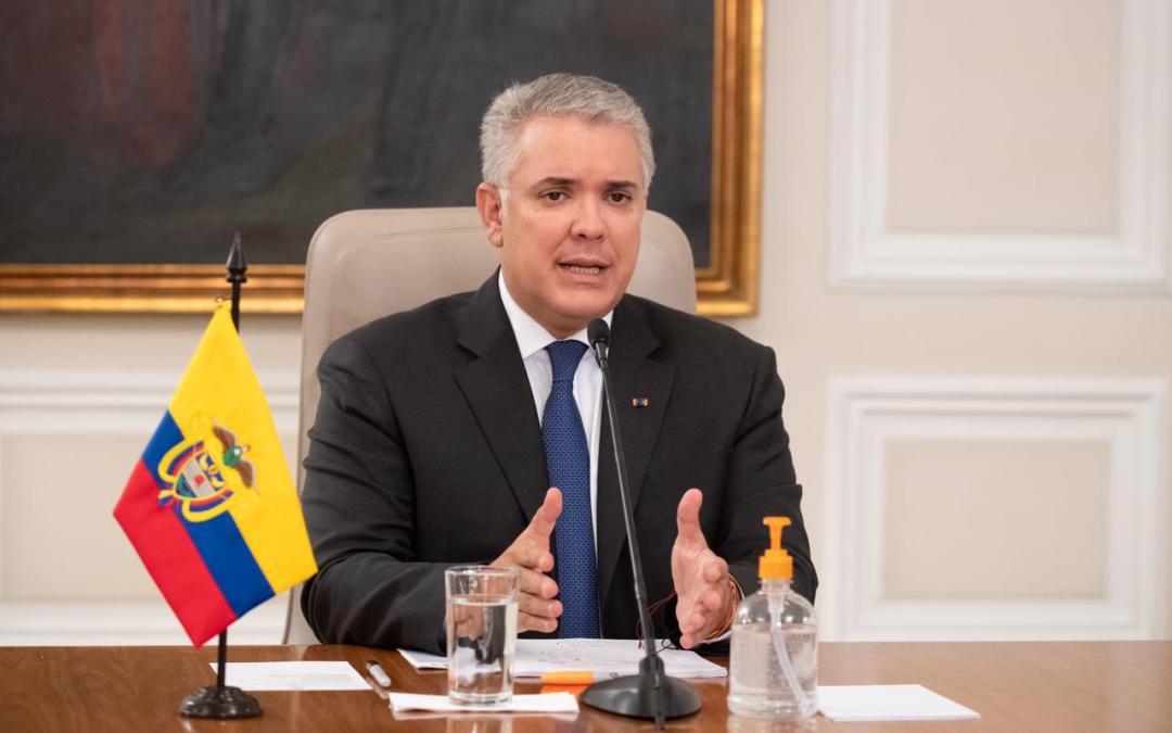 Colombia, entre los tres países con más muertos por Covid durante el fin de semana. Una realidad que no la borra el show de tv!