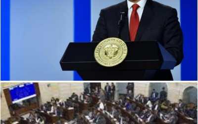 Gobierno se echa para atrás y retira solicitud de nulidad de la decisión de la Corte que revivió 16 curules de paz