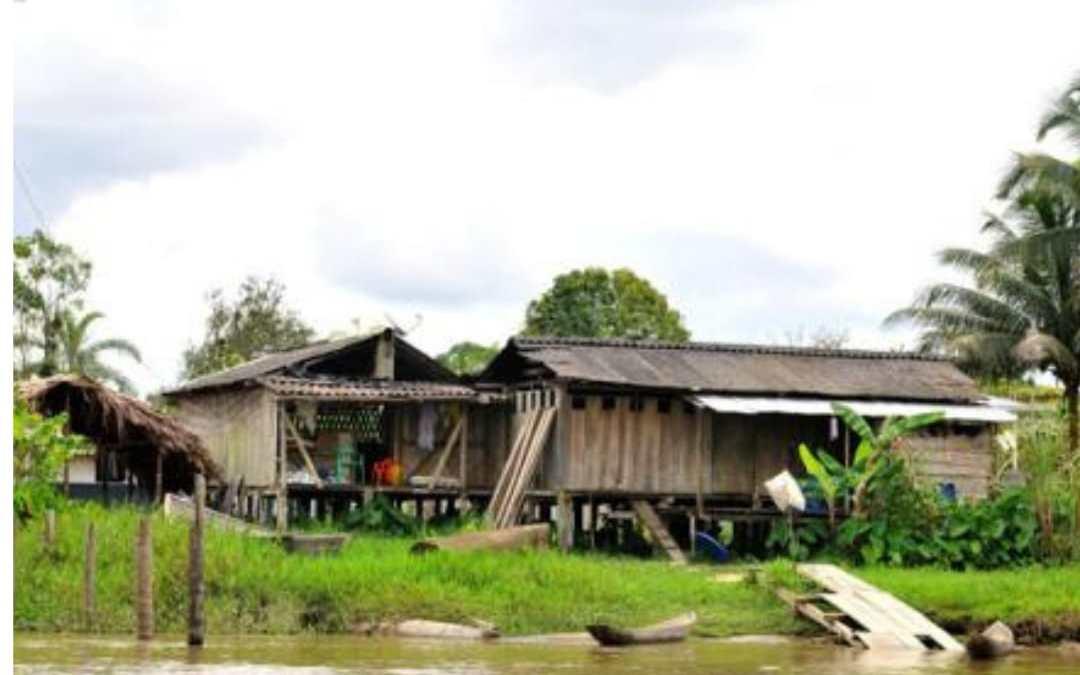 Defensoría del Pueblo solicita medidas urgentes para proteger a 700 familias indígenas confinadas en Bajo Baudó