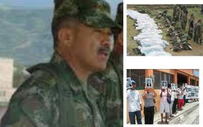 JEP niega libertad anticipada al general (r) Hnery Torres Escalante por casos de falsos positivos