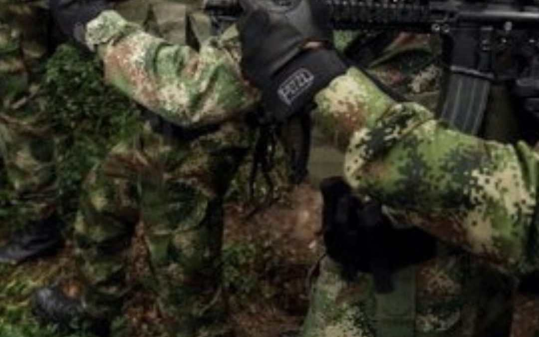 Otro escándalo de corrupción: ésta vez en la División de Fuerzas especiales.