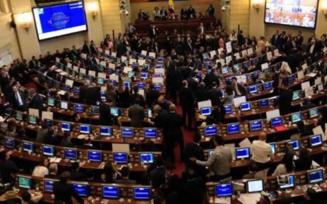 Plenaria del Senado aprueba suspensión de ley de garantías