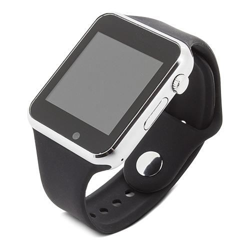 Smartwatch Phone plata. ¡A subasta desde 0,01 €!