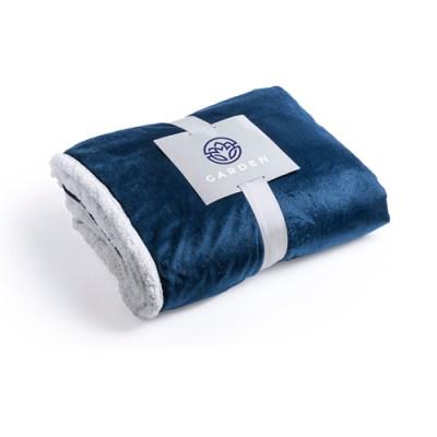 manta azul