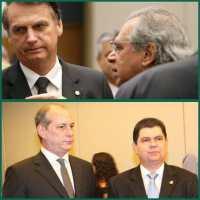 Perdidos: Bolsonaro e Guedes pedem ajuda a economista de Ciro, Mauro Benevides