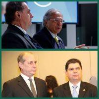 Análise: Diferenças marcam Proposta de Previdência de Bolsonaro/Guedes da Proposta de Ciro/Benevides