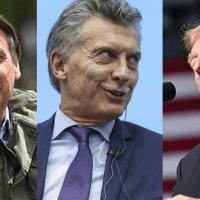 Derrota de Macri desarmaria trio Bolsonaro-Macri-Trump na América do Sul