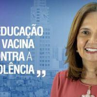 Martha Rocha, pré-candidata à prefeita, mostra quem é, seus planos e os seus projetos para a cidade do Rio de Janeiro