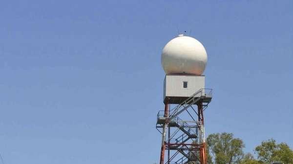 Instalan un radar meteorológico en Mercedes