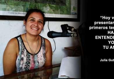 Julia Gutiérrez la nueva voz femenina de la movida tropical