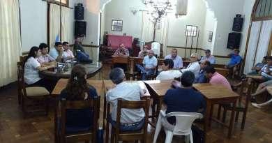 Remiseros plantearon su inquietud en el Concejo Deliberante
