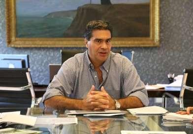 Jorge Milton Capitanich apareció en Radio Chart