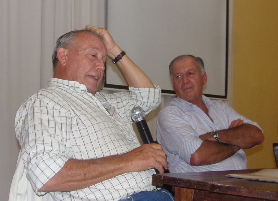 Samuel Saenz Rozas es el nuevo presidente de la Sociedad Rural de Mercedes