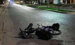 La primera muerte por incidente vial fue en Mercedes