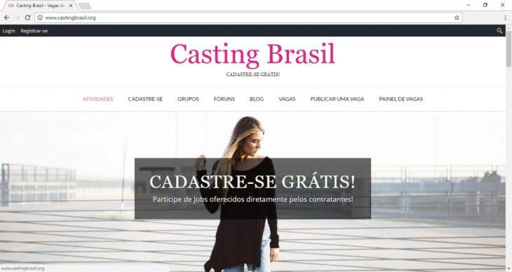 Casting Brasil