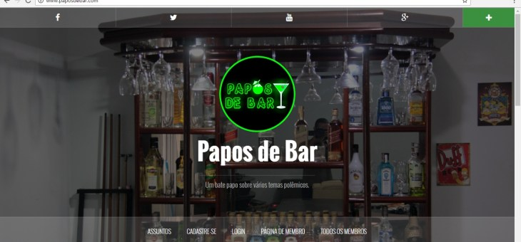 Papos de Bar