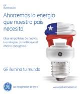 GE / Ahorro energía Chile