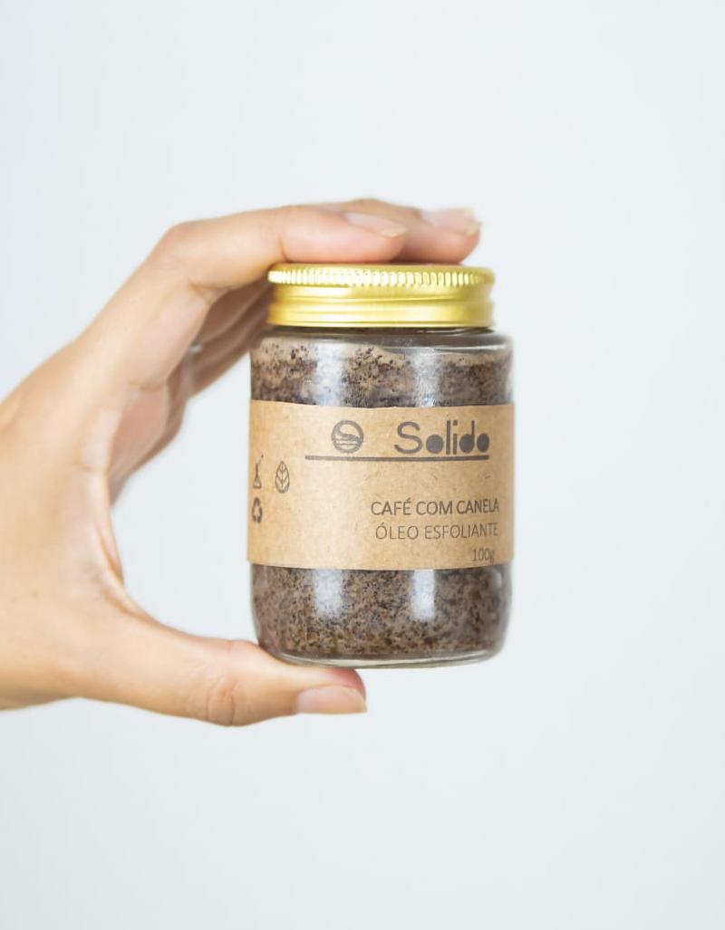 Óleo Esfoliante de Café