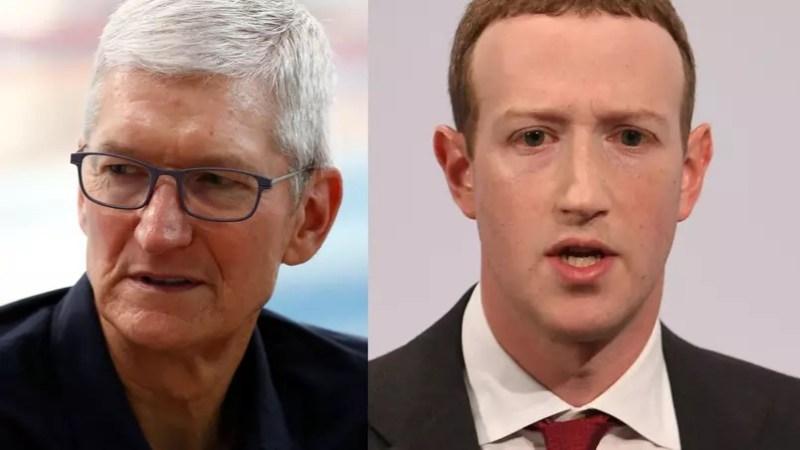 Facebook x Apple: saiba mais sobre esta treta das gigantes tecnológicas