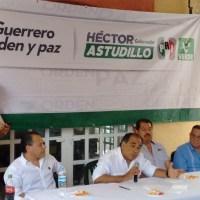 Semana de ejecuciones marca el inicio del gobierno de Héctor Astudillo