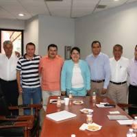 Encabeza el diputado Iván Pachuca encuentro entre alcaldes del PAN y diputados locales