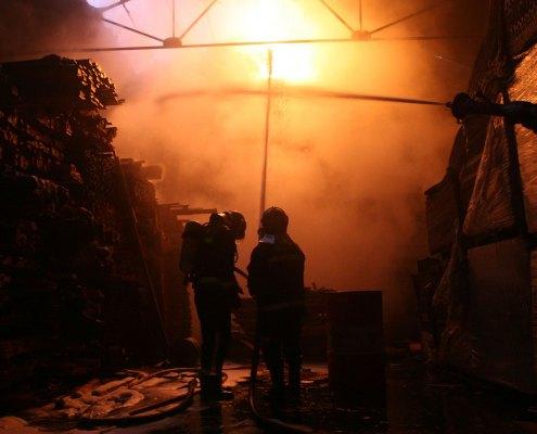 Incendio - Photogenic Agencia Gráfica