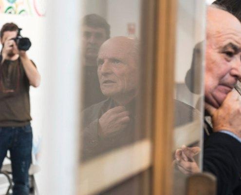 Antonio López y Cristóbal Toral - Photogenic Agencia Gráfica