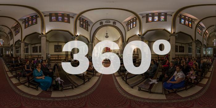 Photogenic Agencia Gráfica fotógrafos de bodas - Bodas en 360º - Bodas Virtuales