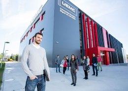 Universidad Miguel de Cervantes - Fotografía corporativa - Photogenic Agencia Gráfica