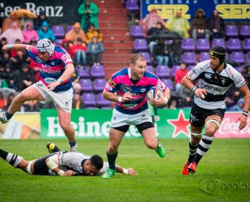 Final de la Copa del Rey de Rugby Valladolid Photogenic
