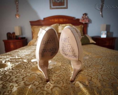 Zapatos de novia Photogenic