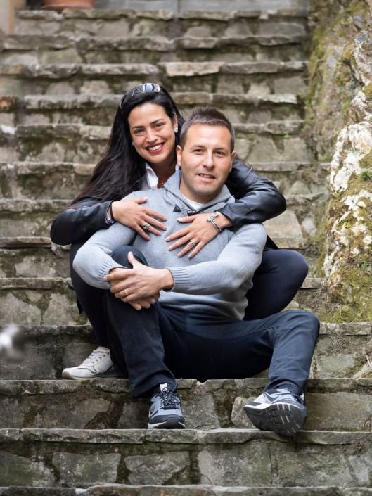 Fotos de prebodas: Pati y Juan en Potes. © Photogenic Agencia Gráfica.