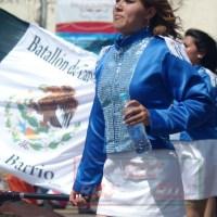 Belleza tradicional en Carnaval de Huejotzingo