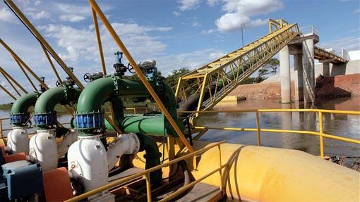 Manutenção na Adutora do Algodão prejudica abastecimento de água em Guanambi