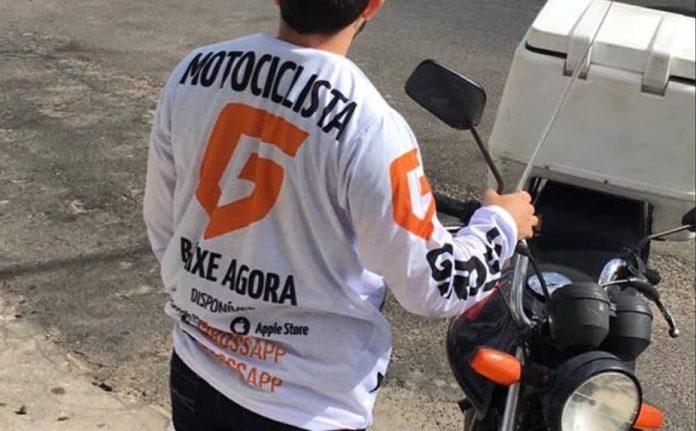 aplicativo de transporte por motos