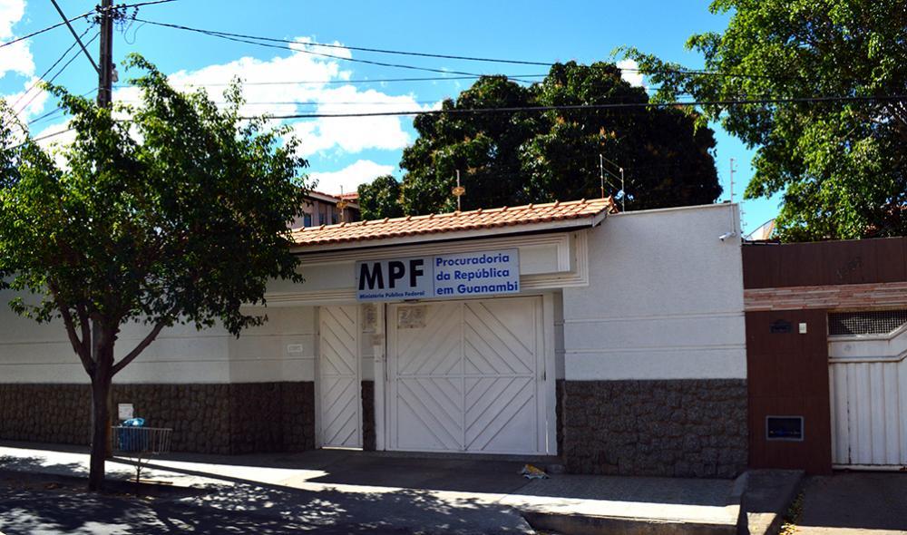 Seleção de estágio do MPF
